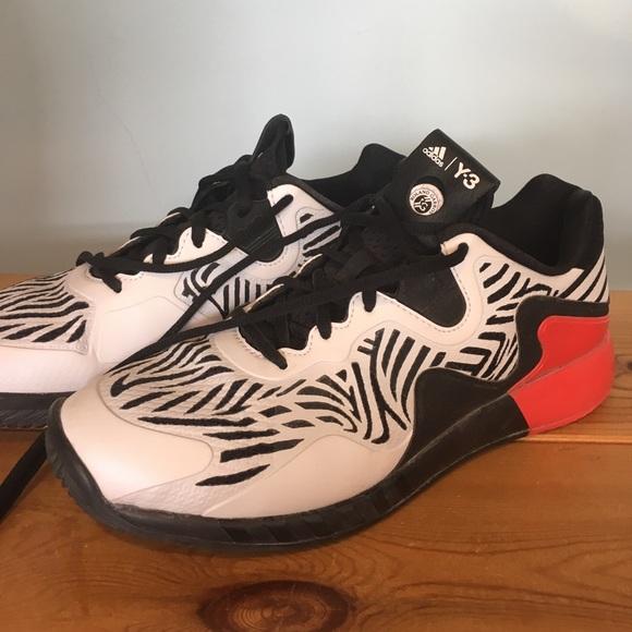 c1795966f adidas Shoes - Adidas Y-3 Roland Garros Shoes